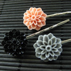 Colorful Flower Hair Accessories