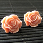 Pretty Flower Post Earrings